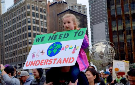 Science March and Climate March draw thousands to the district