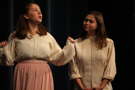 Theater department prepares for premiere of Bye Bye Birdie