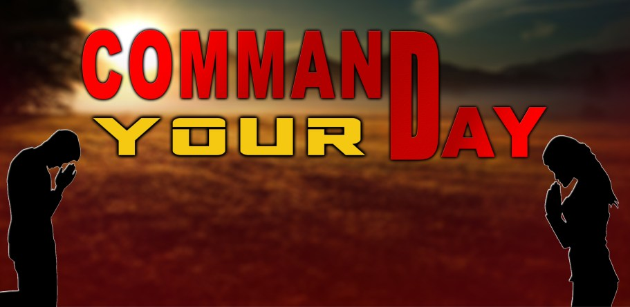COMMAND YOUR DAY