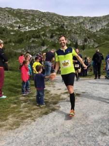 Thomas Hunziker, Aletsch Halbmarathon 2018