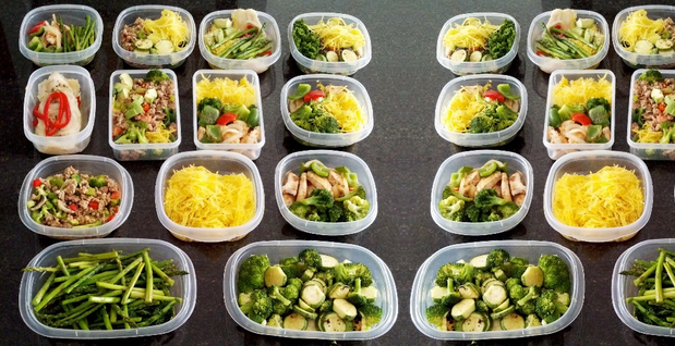 Meal Prep Strategies by Coach Michele of CrossFit Invictus in San Diego