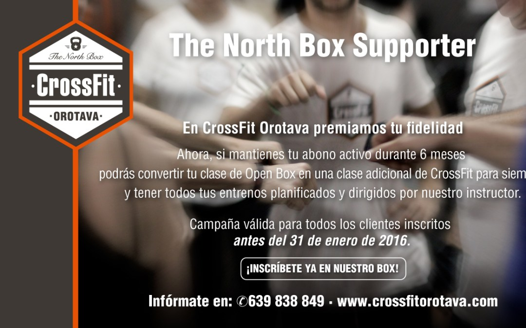 «The North Box Supporter»
