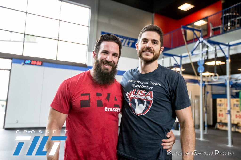 Grab your buddy and hit todays workout!