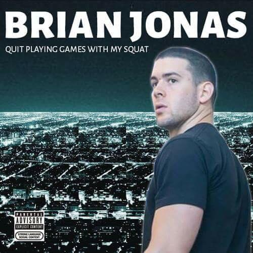 B. Jonas going triple platinum!