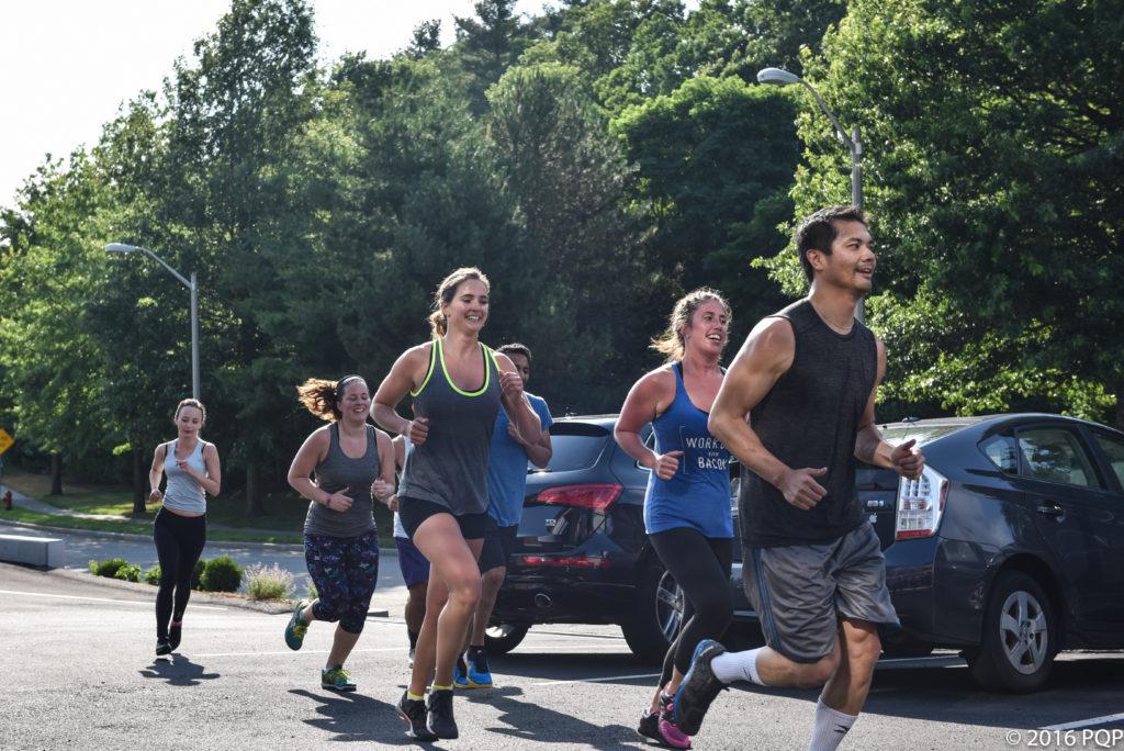 Running is FUN!
