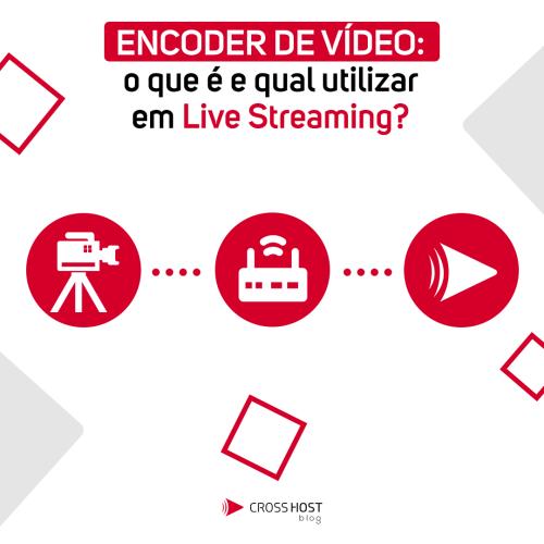 Encoder de vídeo: o que é e qual utilizar em Live Streaming