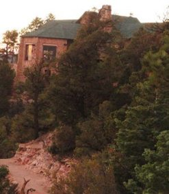 North Rim Grand Canyon Lodge 2011