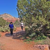 Sedona vortex tour with Crossing Worlds Journeys