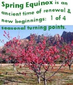 Sedona Seasonal Circles & Celestial Events Index