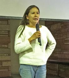 Hopi homes presentation in Sedona