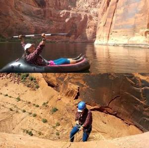 Adventures for Hopi teaches teamwork and outdoor skills.
