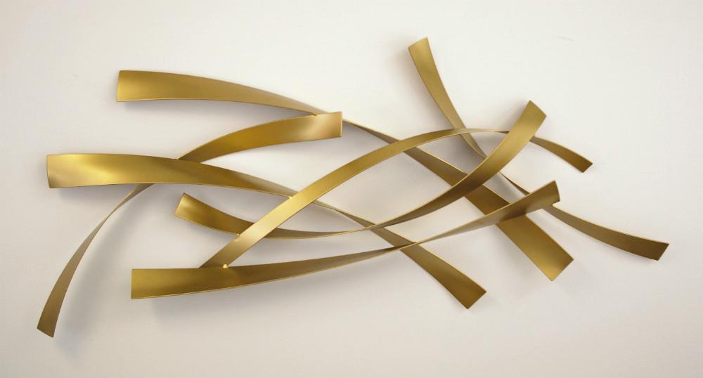 Crosscurrent Sculpture