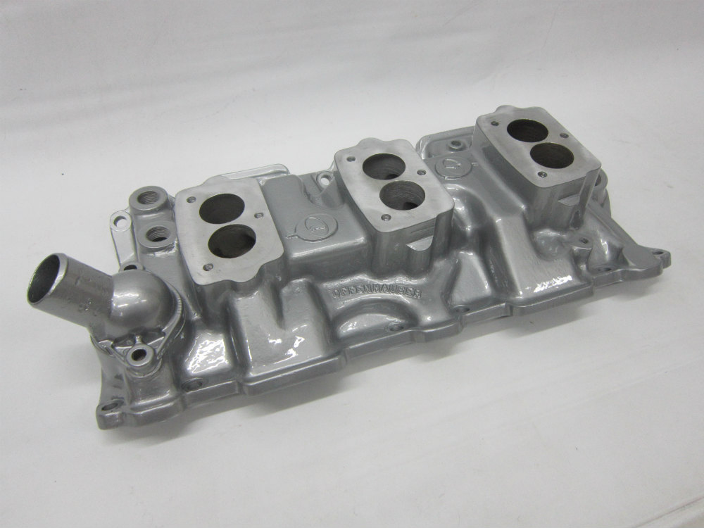 Powder Coating Intake Manifold