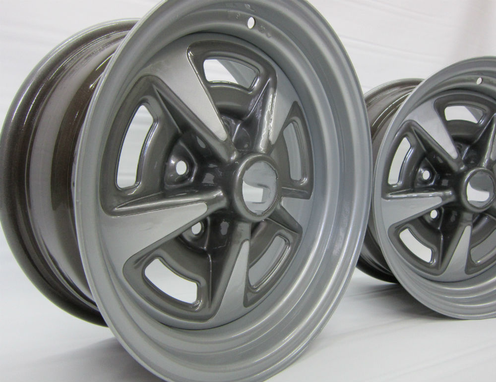 Custom Powder Coated Rims