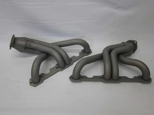 V8 Headers Paint