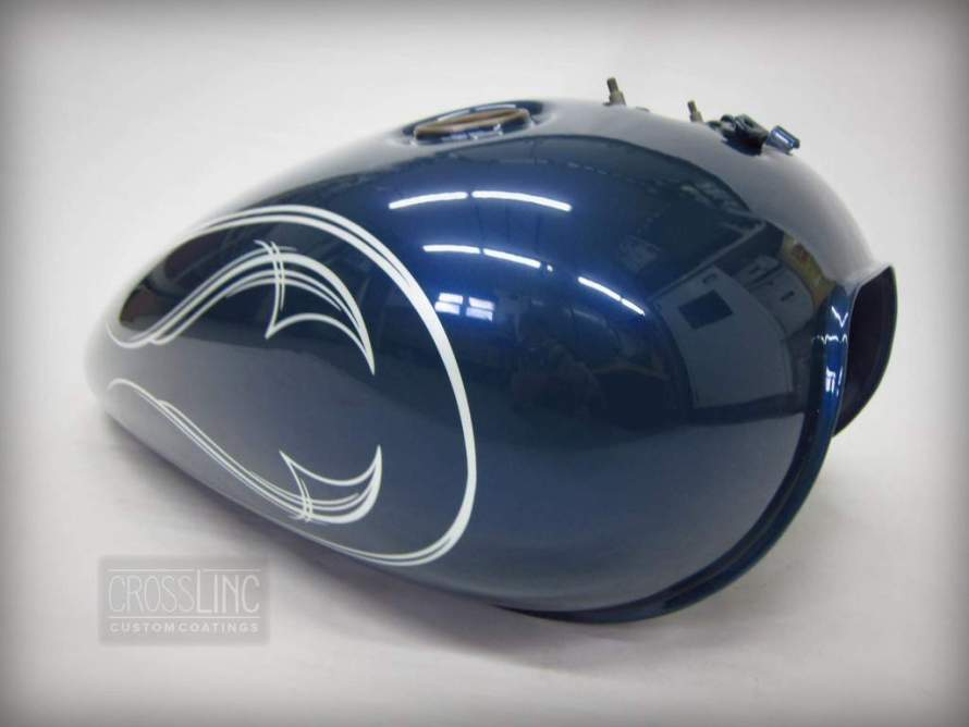 Custom Motorcycle Tank