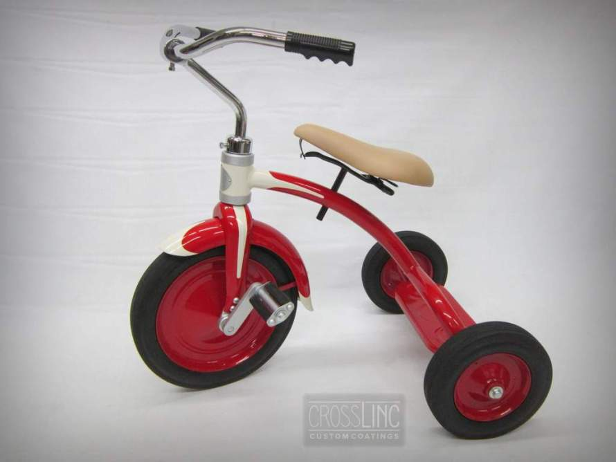 Tricycle Complete Restoration