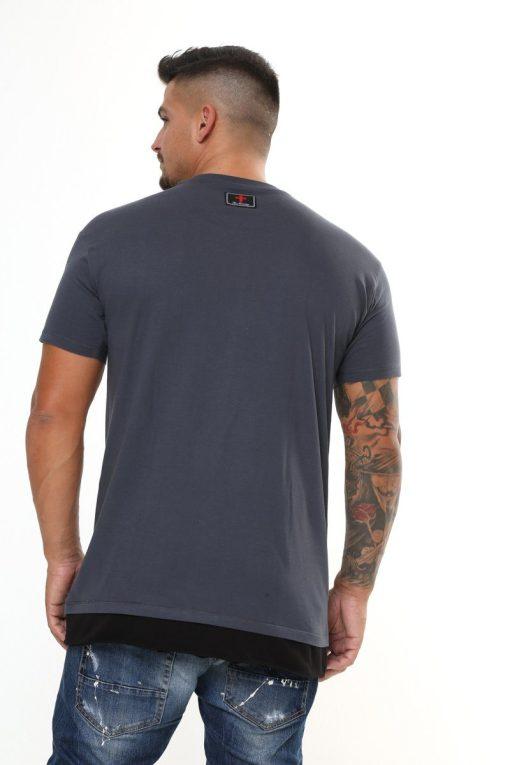 Bellter T-Shirt Anthracite