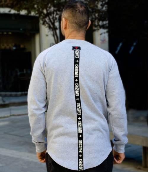 Hunter Long-sleeve Shirt Grey