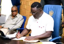Photo of Gov. Ayade engages 500 members of the APC across the 18 LGA (view list)