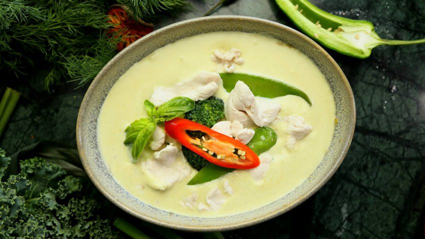 Thai green curry for breakfast anyone? - Weirdest Breakfasts