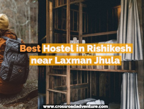 Best Hostel in Rishikesh near Laxman Jhula