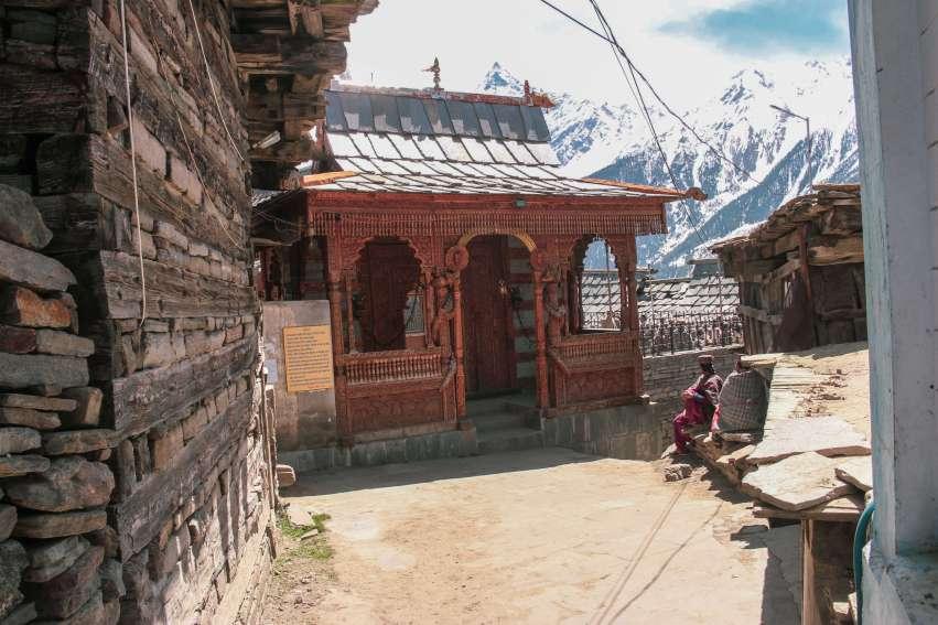 Vishnu Narayan Nagini Temple