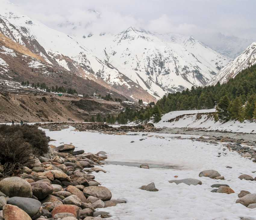 Weather in Chitkul
