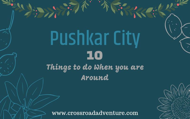 Pushkar City Guide - things to do
