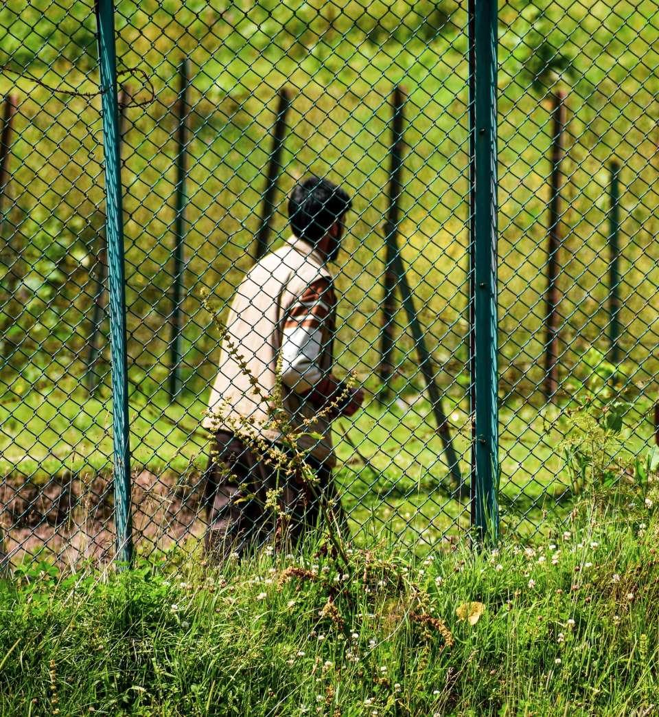 Connectivity in Aru Valley Pahalgam