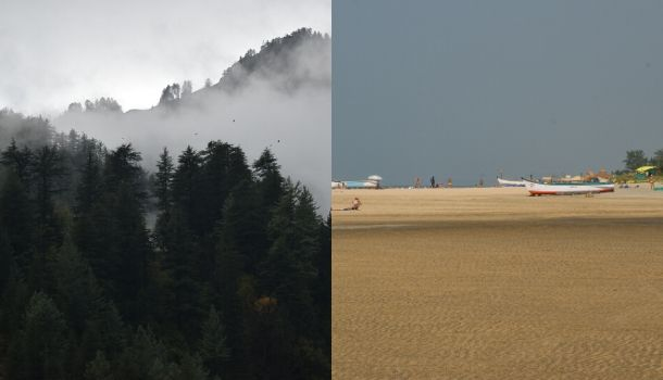 How does it like to Spend Winters in Himachal vs Goa?