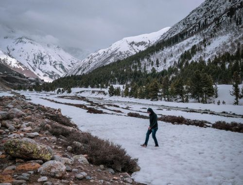 Delhi to Chitkul is among the most adventurous road trips in the mountains that you can take in 2021