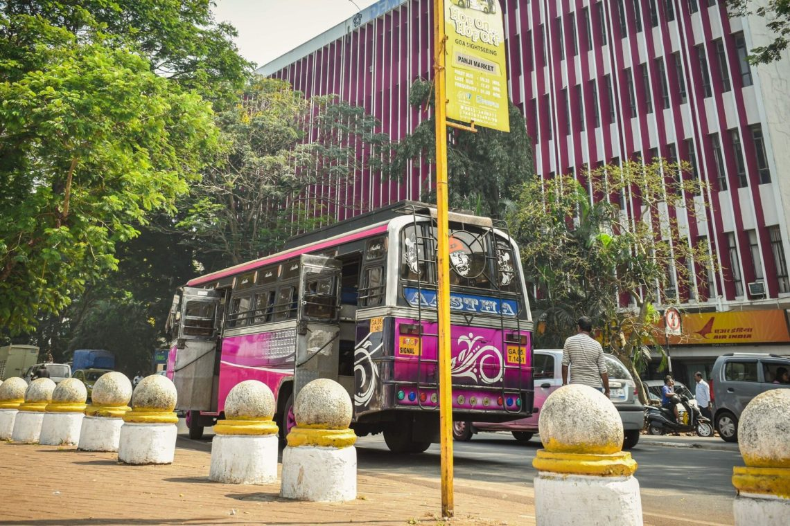 Going to Goa, Local Bus would a cost saver in your 3 days in Goa