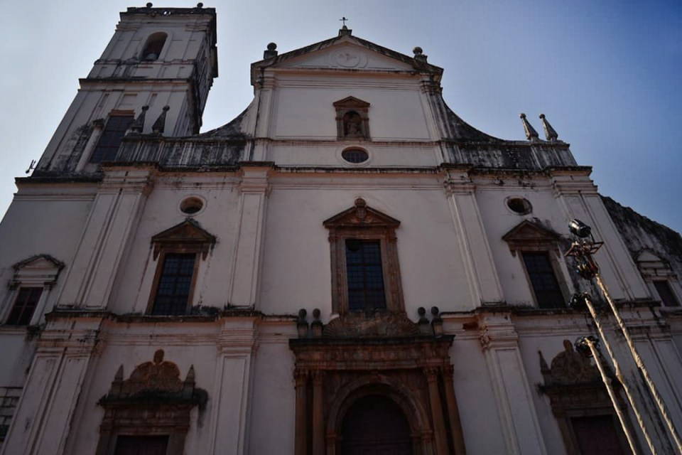 Se Cathedral Church in Velha