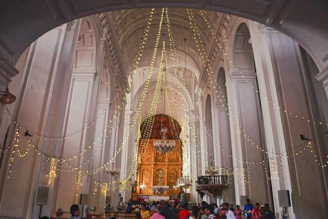 Inside Se Cathedral Church