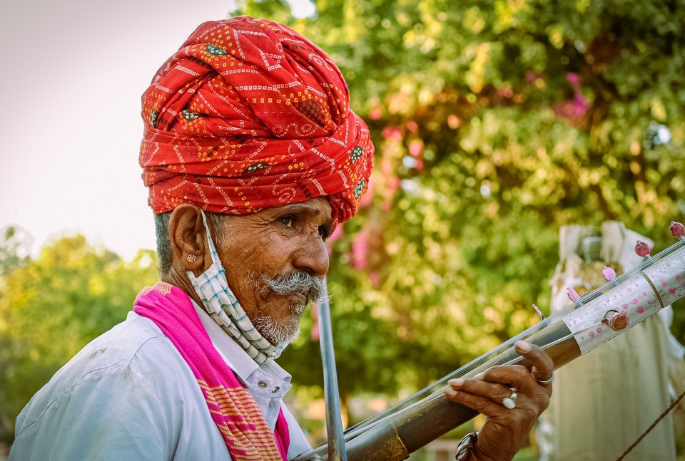 Folk Song by Locals of Rajasthan