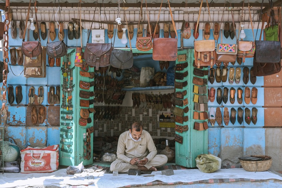 Faces of Jodhpur Spotted on the Streets