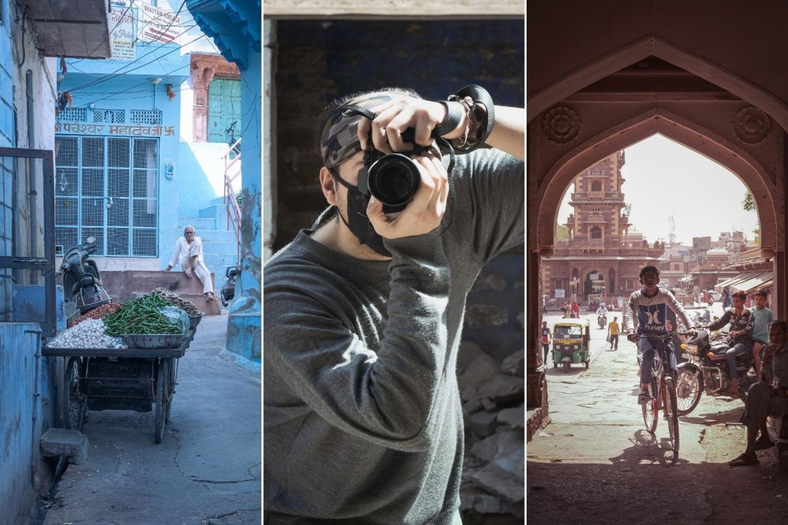Jodhpur Streets in 20 Photos for a Colorful Exploration