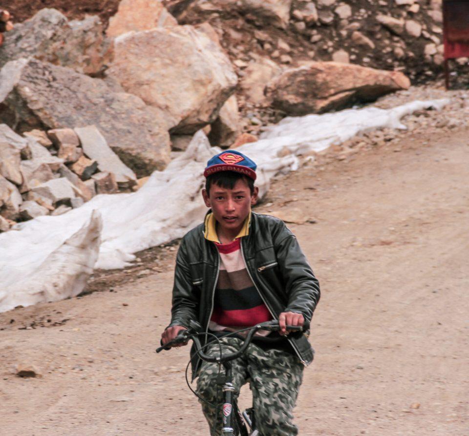 Local Children's of Chitkul