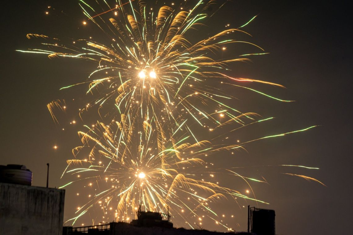 And the Best Shot Goes... Any Guesses? To Spectacular Firework Photos