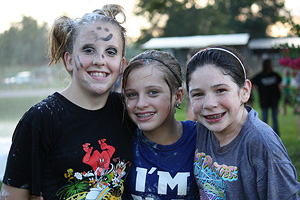 Mess Fest at Crossroads Baptist Church, Marshall TX