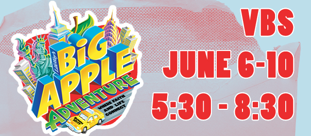 VBS June 6-10
