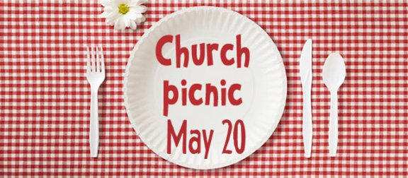 Church Picnic Crossroads Baptist Church