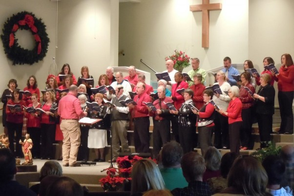 Adult Choir Christmas Musical 2012