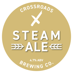 Crossroads Brewing Steam Ale Craft Beer in Singapore
