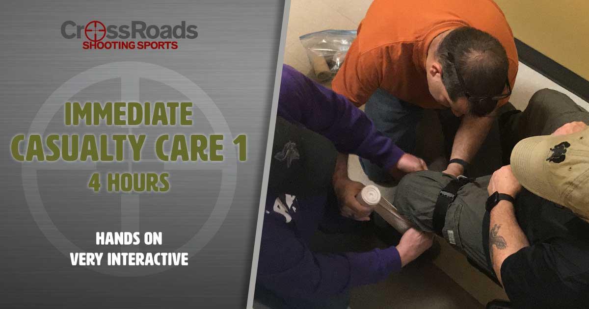 Immediate Casualty Care w/ Paramedic Mike McElmeel |