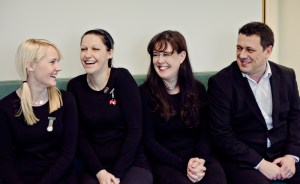 The team at Crouch Vale Vets