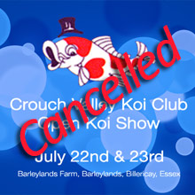 Crouch Valley Open Show 2017 – Cancelled