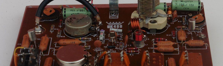 SAMOGRADNJA – Elektronika CroWave