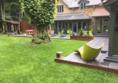 Landscaping – Modern